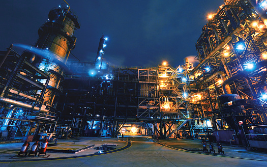 Chemical「Oil Refinery, Chemical & Petrochemical plant」:スマホ壁紙(1)