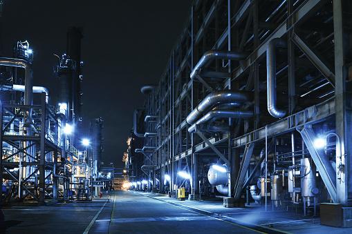 Chemical「Oil Refinery, Chemical & Petrochemical plant」:スマホ壁紙(10)