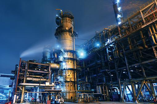 Pipeline「Oil Refinery」:スマホ壁紙(17)