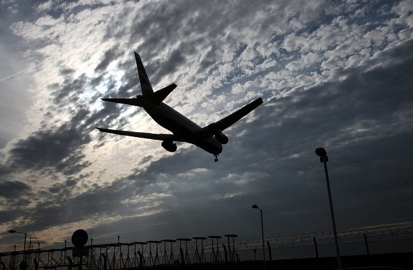 Commercial Airplane「Environmentalists Focus On Impact Of Air Travel」:写真・画像(6)[壁紙.com]