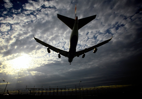 Commercial Airplane「Environmentalists Focus On Impact Of Air Travel」:写真・画像(10)[壁紙.com]