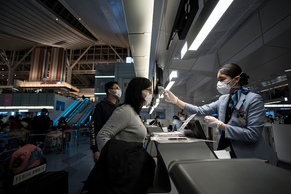 Airport「Concern In Japan As Mystery Virus Spreads」:写真・画像(7)[壁紙.com]