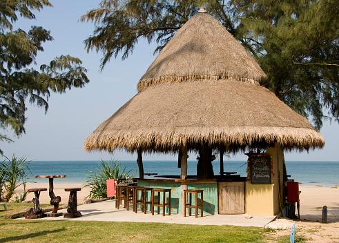 Thailand「Tropical Beach Bar」:スマホ壁紙(9)