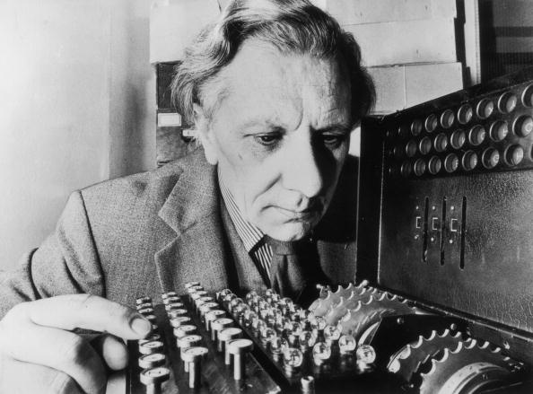 Mystery「Enigma Decoder」:写真・画像(2)[壁紙.com]