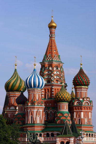 Cathedral「Moscow, Russia」:写真・画像(4)[壁紙.com]