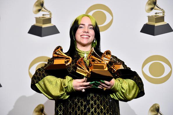 グラミー賞「62nd Annual GRAMMY Awards – Press Room」:写真・画像(11)[壁紙.com]