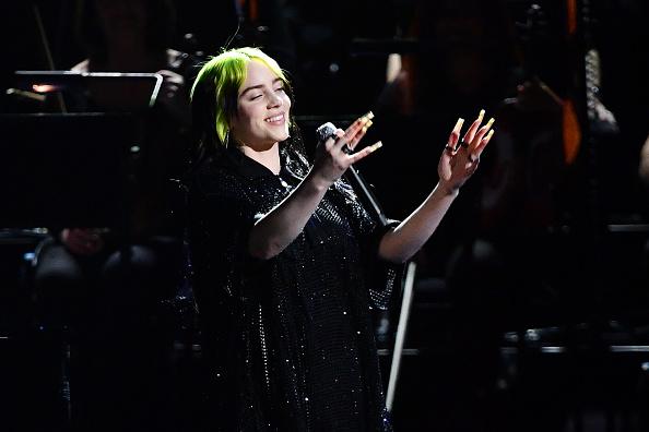 Performing Arts Event「The BRIT Awards 2020 - Show」:写真・画像(6)[壁紙.com]