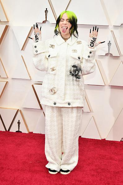Chanel Jacket「92nd Annual Academy Awards - Arrivals」:写真・画像(15)[壁紙.com]