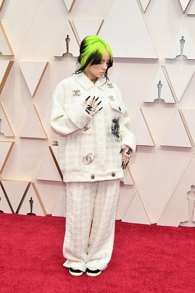 Chanel Jacket「92nd Annual Academy Awards - Arrivals」:写真・画像(9)[壁紙.com]