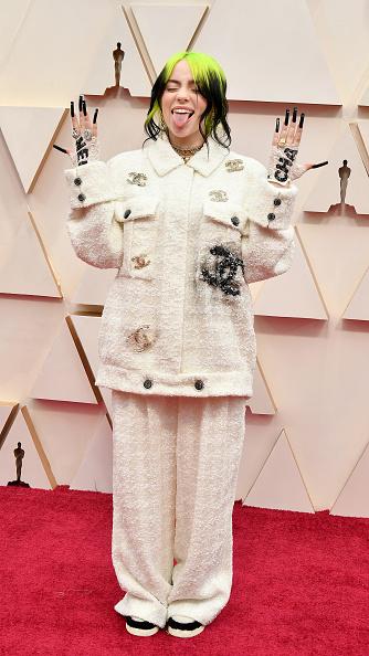 Chanel Jacket「2020 Getty Entertainment - Social Ready Content」:写真・画像(2)[壁紙.com]