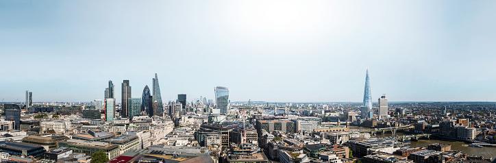 London Bridge - England「London view on sunny day」:スマホ壁紙(5)
