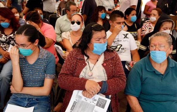Flu Virus「Swine Flu Fears Spread Throughout Mexico」:写真・画像(18)[壁紙.com]