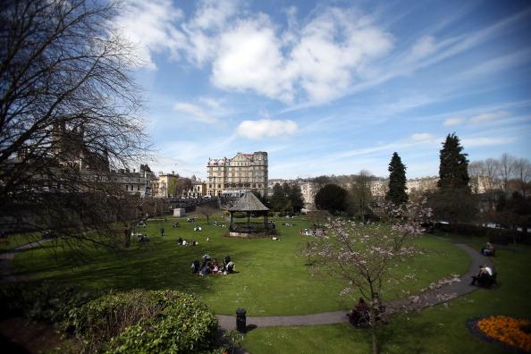 Grass「Spring Weather Finally Arrives In The UK」:写真・画像(15)[壁紙.com]