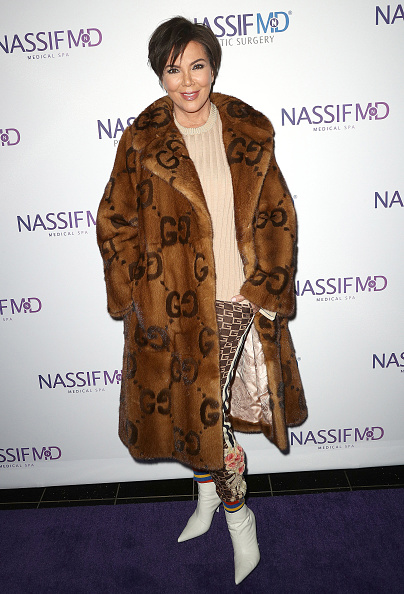 Fur Coat「Dr. Paul Nassif Unveils his New Spa with Grand Opening and Ribbon Cutting Ceremony」:写真・画像(7)[壁紙.com]