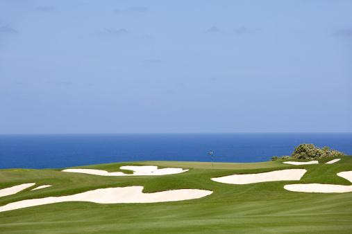 Sand Trap「Ocean Golf Green」:スマホ壁紙(2)