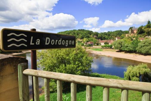 Nouvelle-Aquitaine「Dordogne River」:スマホ壁紙(17)