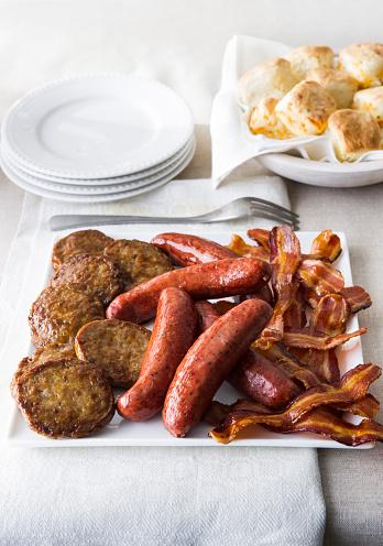 Sausage「Savory breakfast」:スマホ壁紙(3)
