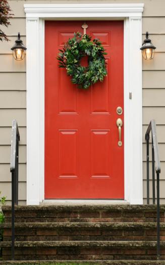 Front Door「Red Door」:スマホ壁紙(13)