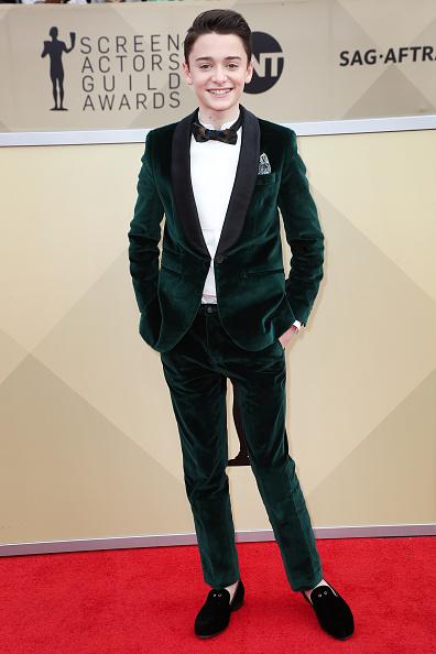 Noah Schnapp「24th Annual Screen Actors Guild Awards - Arrivals」:写真・画像(4)[壁紙.com]