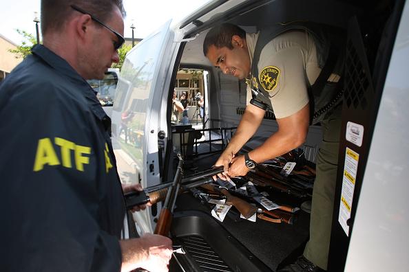 Aggression「Law Enforcement Officials Announce Large Scale Drug Bust」:写真・画像(7)[壁紙.com]