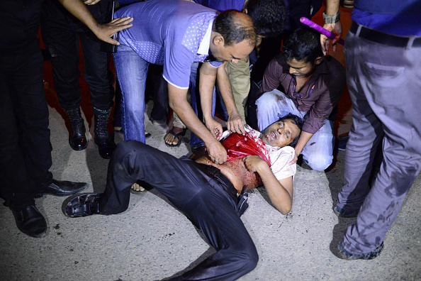 Gunman「Hostage Situation During Dhaka Attack」:写真・画像(17)[壁紙.com]