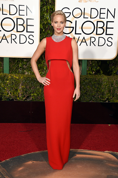 Red Dress「73rd Annual Golden Globe Awards - Arrivals」:写真・画像(7)[壁紙.com]