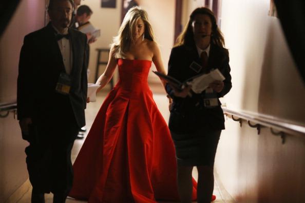 Red Dress「85th Annual Academy Awards - Backstage」:写真・画像(8)[壁紙.com]