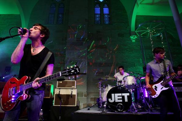 Mark Wilson「Jet Live At The Chapel」:写真・画像(3)[壁紙.com]