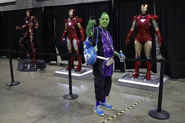 Photography Themes「Fans Of Comics And Popular Culture Attend 2017 Washington D.C. Comic Con」:写真・画像(4)[壁紙.com]