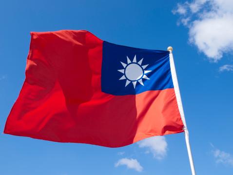 Chinese Culture「Taiwan Flag」:スマホ壁紙(8)