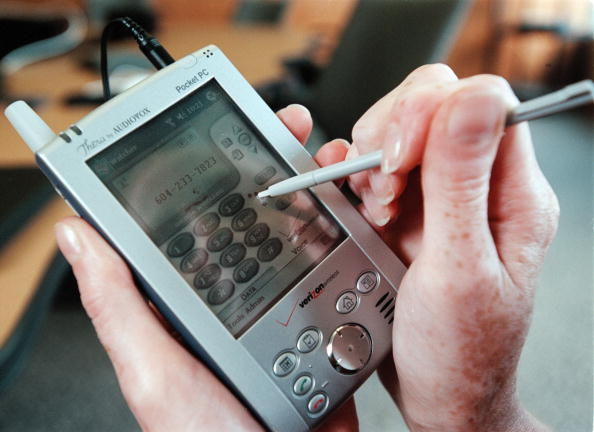 Note Pad「Audiovox Thera PDA Demonstrated」:写真・画像(4)[壁紙.com]