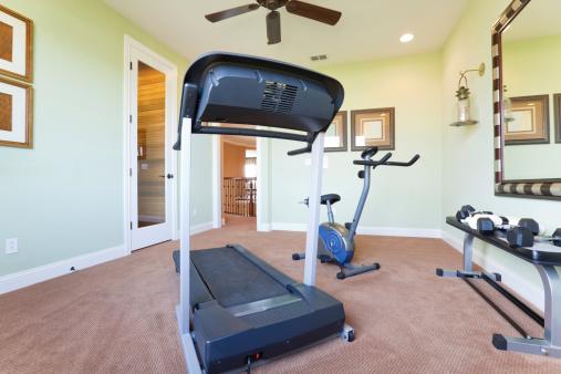 Exercise Room「Fitness Room」:スマホ壁紙(10)