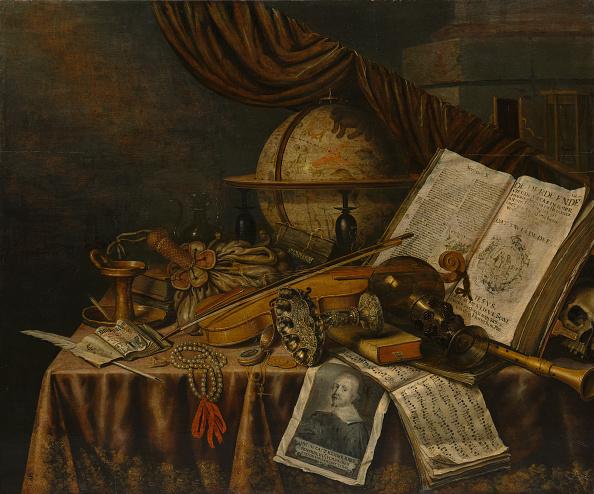 Musical instrument「Vanitas Still Life」:写真・画像(13)[壁紙.com]