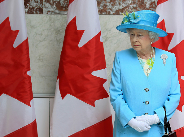 Canada「Queen Elizabeth II Visits Canada - Day 3」:写真・画像(19)[壁紙.com]
