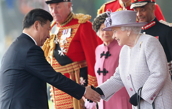 Visit「State Visit Of The President Of The People's Republic Of China - Day 2」:写真・画像(11)[壁紙.com]