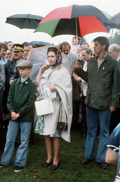 Anwar Hussein「CAN: Queen Elizabeth II at the 1976 Olympic Games」:写真・画像(16)[壁紙.com]