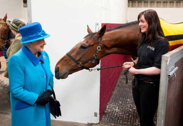 Horse「The Queen And Duke Of Edinburgh Visit Wales」:写真・画像(2)[壁紙.com]