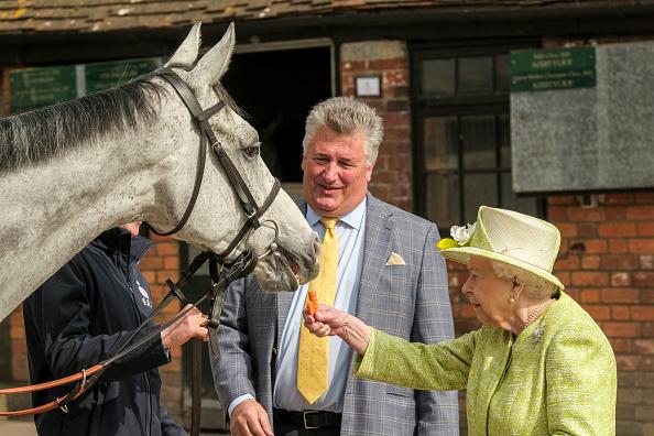 Carrot「Her Majesty Queen Elizabeth II Visits Somerset」:写真・画像(3)[壁紙.com]