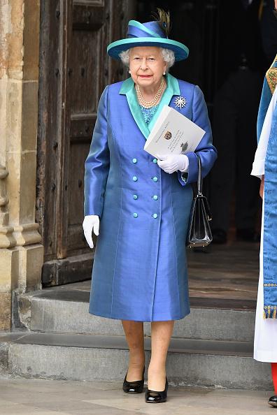 出席する「Members Of The Royal Family Attend Events To Mark The Centenary Of The RAF」:写真・画像(7)[壁紙.com]