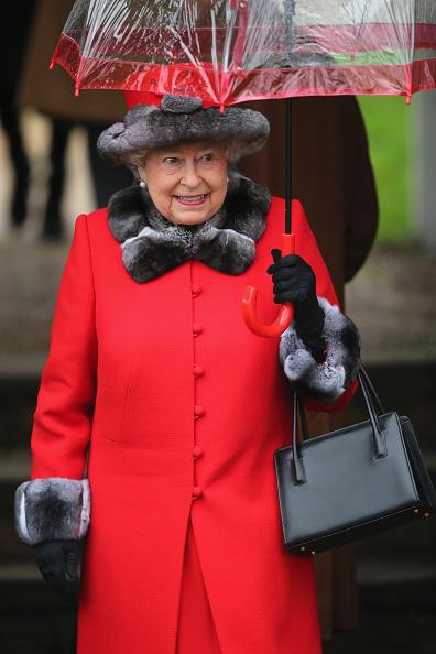 King's Lynn「The Royal Family Attend Church On Christmas Day」:写真・画像(18)[壁紙.com]