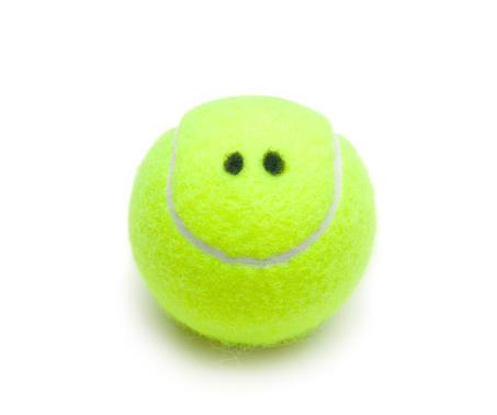 Sphere「Smiling Tennis Ball」:スマホ壁紙(0)