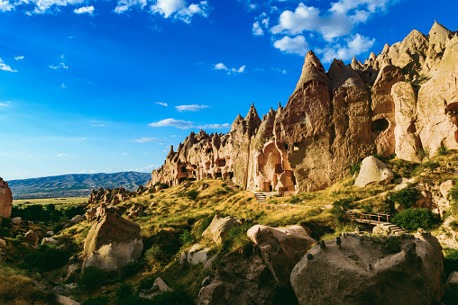 Volcanic Rock「Cappadocia」:スマホ壁紙(5)