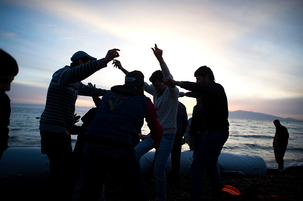 Island「Greek Island Of Lesbos On The Frontline Of the Migrant Crisis」:写真・画像(13)[壁紙.com]