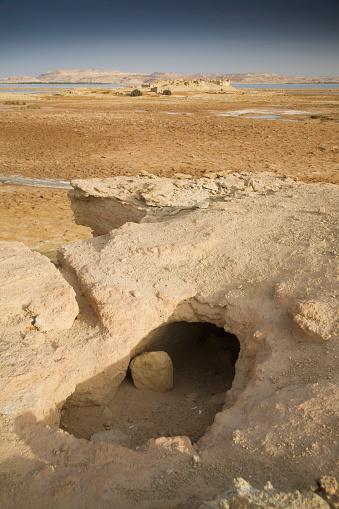 El Siwa「Tombs Outside The Town Of Siwa At The Siwa Oasis; Siwa Egypt」:スマホ壁紙(12)