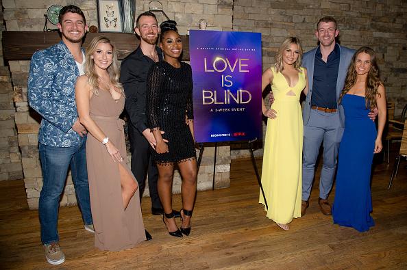 Love - Emotion「Netflix's Love Is Blind VIP Viewing Party In Atlanta」:写真・画像(0)[壁紙.com]