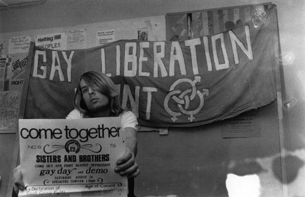 Organized Group「Gay Lib」:写真・画像(15)[壁紙.com]