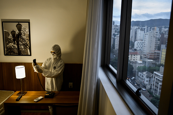 Hotel「Hotel Vivenzo is Adapted for the Coronavirus (COVID - 19) Pandemic」:写真・画像(4)[壁紙.com]