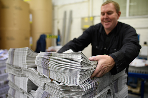 Paper「How a Regional Print Newspaper Vies for Readers in an Online World」:写真・画像(5)[壁紙.com]