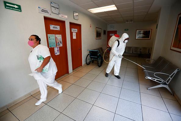 Zapopan「Coronavirus Outbreak In Mexico」:写真・画像(14)[壁紙.com]