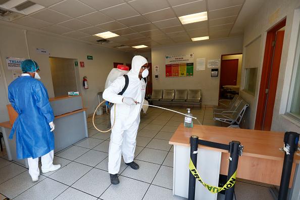 Zapopan「Coronavirus Outbreak In Mexico」:写真・画像(12)[壁紙.com]